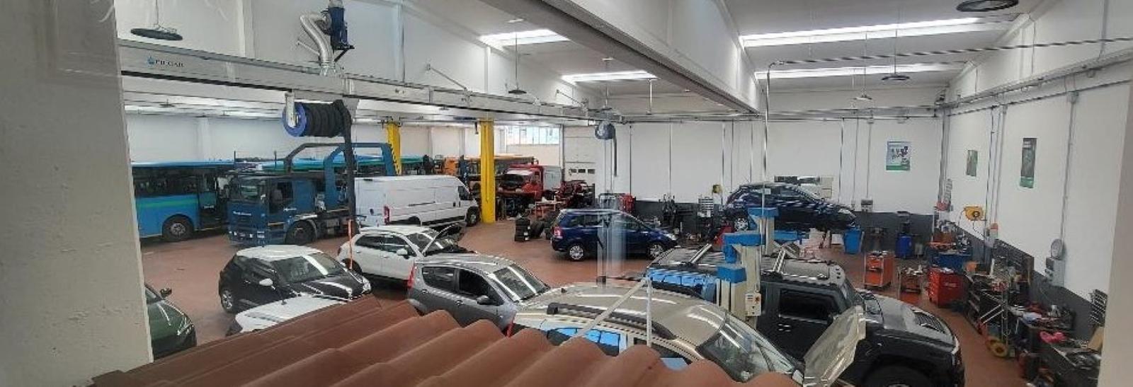 Parcheggio ingresso AutoElettroService